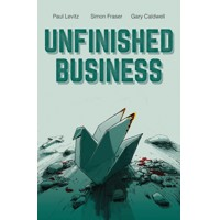UNFINISHED BUSINESS HC - Paul Levitz