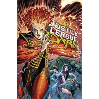 JUSTICE LEAGUE DARK TP VOL 03 THE WITCHING WAR - James TynionIV