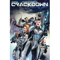 CRACKDOWN TP - Jonathan David Goff