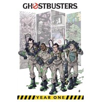 GHOSTBUSTERS YEAR ONE TP VOL 01 - Erik Burnham