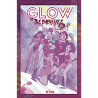 GLOW VS THE BABYFACE TP VOL 01 - AJ Mendez, Aimee Garcia
