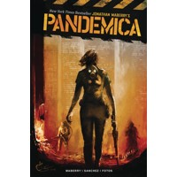 PANDEMICA TP VOL 01 - Jonathan Maberry