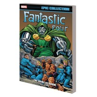 FANTASTIC FOUR EPIC COLLECTION TP NAME IS DOOM - Stan Lee