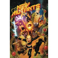 NEW MUTANTS BY HICKMAN TP VOL 01 - Jonathan Hickman, Ed Brisson
