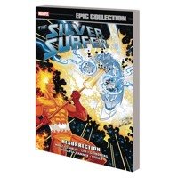 SILVER SURFER EPIC COLLECTION TP RESURRECTION - Ron Marz, Jim Starlin