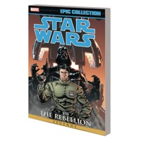 STAR WARS LEGENDS EPIC COLLECTION REBELLION TP VOL 04 - Rob Williams, More