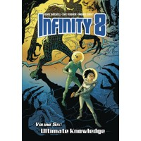 INFINITY 8 HC VOL 06 ULTIMATE KNOWLEDGE (MR) - Lewis Trondheim, Emmanual Guibe...