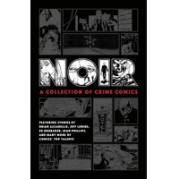 NOIR COLLECTION OF CRIME COMICS HC