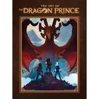 ART OF DRAGON PRINCE HC - Justin Richmond, Tom Richmond