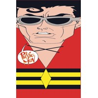 PLASTIC MAN RUBBER BANDED DLX ED HC