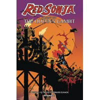RED SONJA (2019) TP VOL 02 QUEENS GAMBIT - Mark Russell