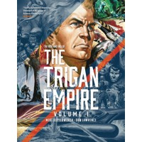 RISE AND FALL OF TRIGAN EMPIRE TP VOL 01