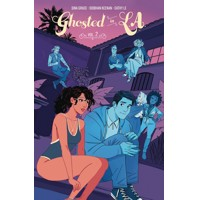 GHOSTED IN LA TP VOL 02 - Sina Grace
