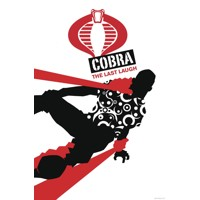GI JOE COBRA LAST LAUGH TP - v