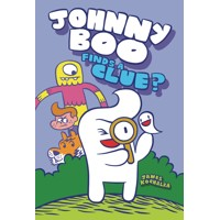 JOHNNY BOO HC VOL 11 JOHNNY BOO FINDS A CLUE - James Kochalka