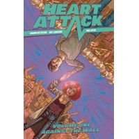 HEART ATTACK TP VOL 01 (MR) - Shawn Kittelsen