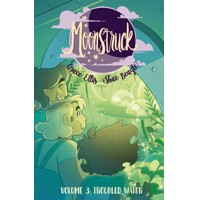 MOONSTRUCK TP VOL 03 TROUBLED WATERS - Grace Ellis