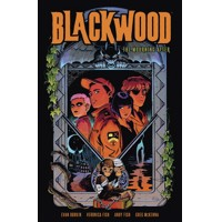 BLACKWOOD TP VOL 02 MOURNING AFTER - Evan Dorkin
