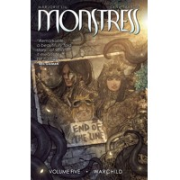 MONSTRESS TP VOL 05 (MR) - Marjorie M. Liu