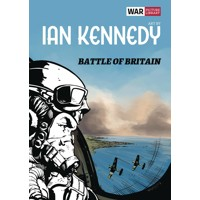 BATTLE OF BRITAIN WAR PICTURE LIBRARY HC - Ian Kennedy