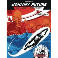 COMPLETE JOHNNY FUTURE HC