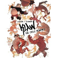 KLAW GN VOL 03 CYCLE RENEWED - Antoine Ozanam