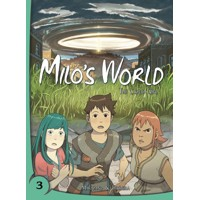 MILOS WORLD BOOK 03 CLOUD GIRL - Richard Marazano