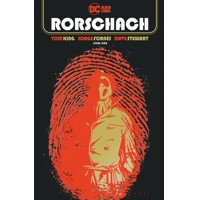 RORSCHACH #1 - TOM KING