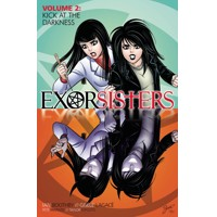 EXORSISTERS TP VOL 02 - Ian Boothby