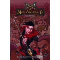 A MAN AMONG YE TP VOL 01 - Stephanie Phillips