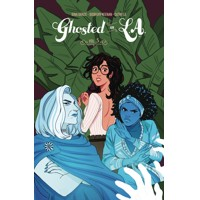 GHOSTED IN LA TP VOL 03 - Sina Grace