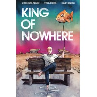 KING OF NOWHERE TP - Maxwell Prince
