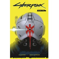 CYBERPUNK 2077 TRAUMA TEAM TP (MR) - Cullen Bunn