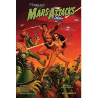 WARLORD OF MARS ATTACKS TP - Jeff Parker