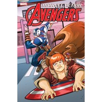 MARVEL ACTION AVENGERS TP BOOK 05 OFF THE CLOCK - Katie Cook