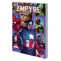 EMPYRE CAPTAIN AMERICA AND AVENGERS TP - Philip Kennedy Johnson, Jim Zub