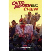 OUTER DARKNESS CHEW TP (MR) - John Layman