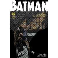BATMAN CREATURE OF THE NIGHT #4 (OF 4)