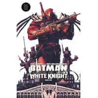 BATMAN CURSE OF THE WHITE KNIGHT #2 (OF 8) - Sean Murphy