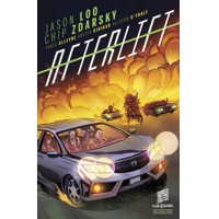 AFTERLIFT TP - Chip Zdarsky
