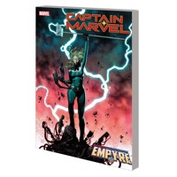 CAPTAIN MARVEL TP VOL 04 ACCUSED - Kelly Thompson