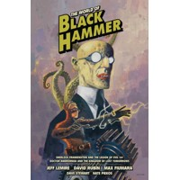 WORLD OF BLACK HAMMER LIBRARY ED HC VOL 01 - Jeff Lemire