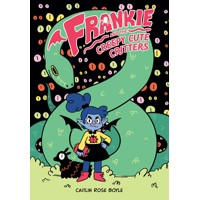 FRANKIE & THE CREEPY CUTE CRITTERS HC - Caitlin Rose Boyle