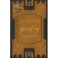 FIREFLY UNIFICATION WAR DLX ED HC - Greg Pak