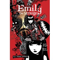 COMPLETE EMILY THE STRANGE ALL THINGS STRANGE 2ND ED HC