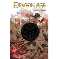 DRAGON AGE FIRST FIVE GN - Various