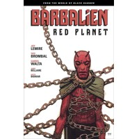 BARBALIEN RED PLANET TP - Tate Brombal, Jeff Lemire