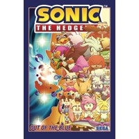 SONIC THE HEDGEHOG TP VOL 08 OUT OF BLUE - Ian Flynn