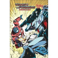 TRANSFORMERS 84 TP SECRETS & LIES - Simon Furman