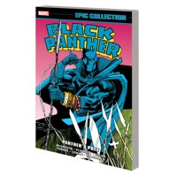 BLACK PANTHER EPIC COLLECTION TP PANTHERS PREY - Don McGregor, More
